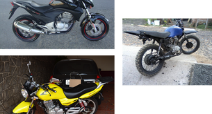 Buy second hand motorbike on the internet