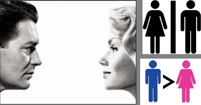 symbol of men and women