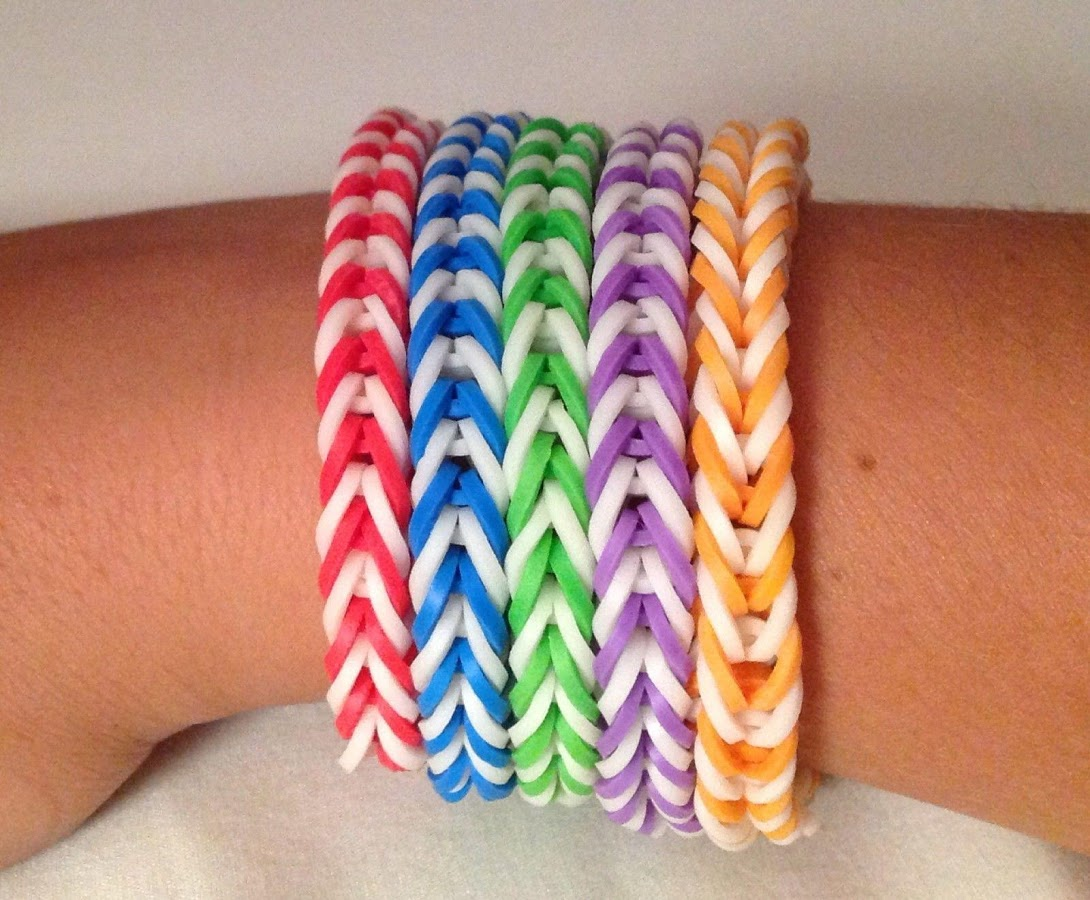 Loom bracelets could be dangerous for our health