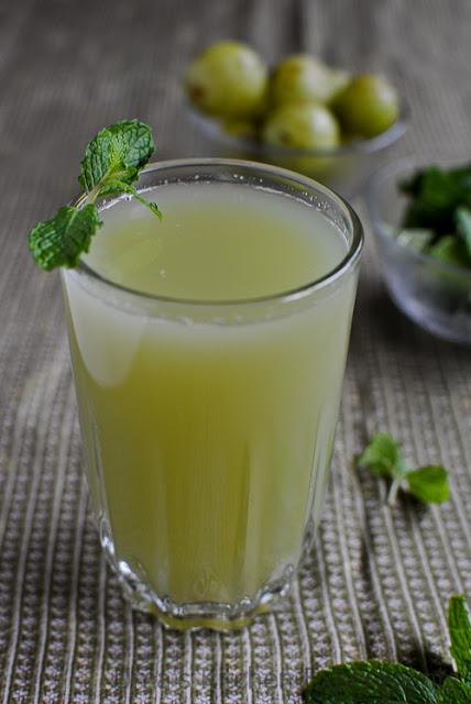 The benefits of amla juice