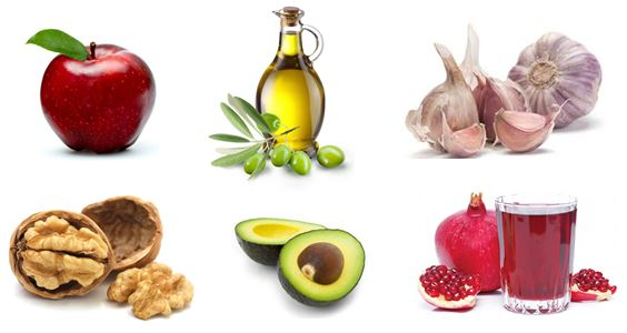 Food that keep your heart healthy
